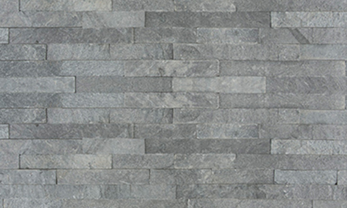 Silver Grey - Quartzite Cladding