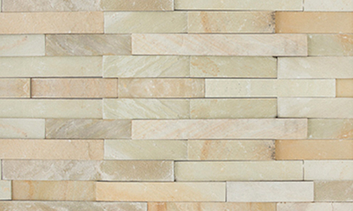Desertsand Riven Cladding - Sandstone Cladding