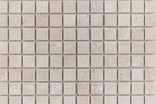 Noche - Travertine Mosaic